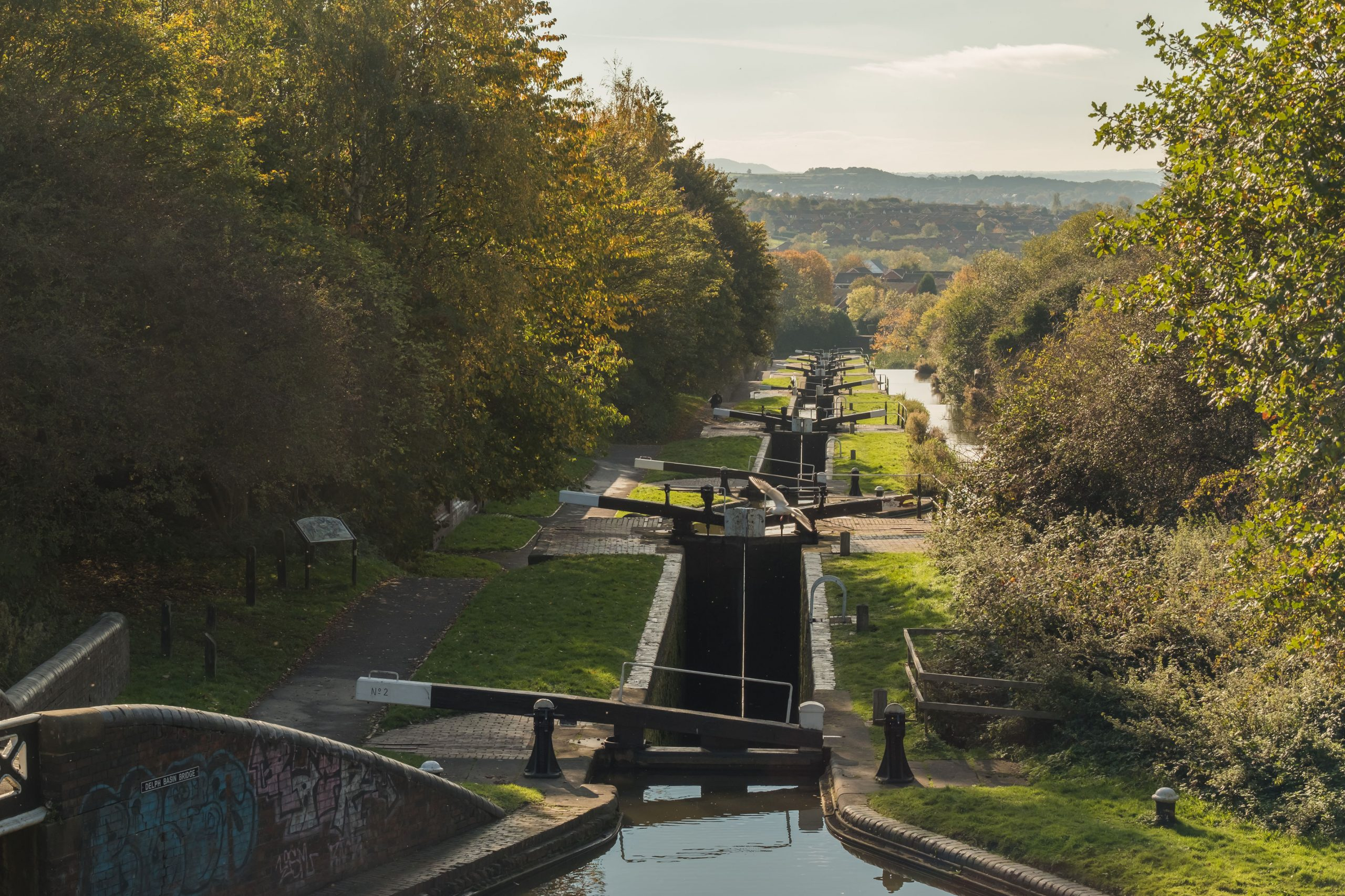 A Boating Trip through the Heart of England