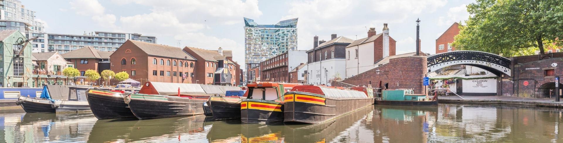 Kosmopolitisches Birmingham