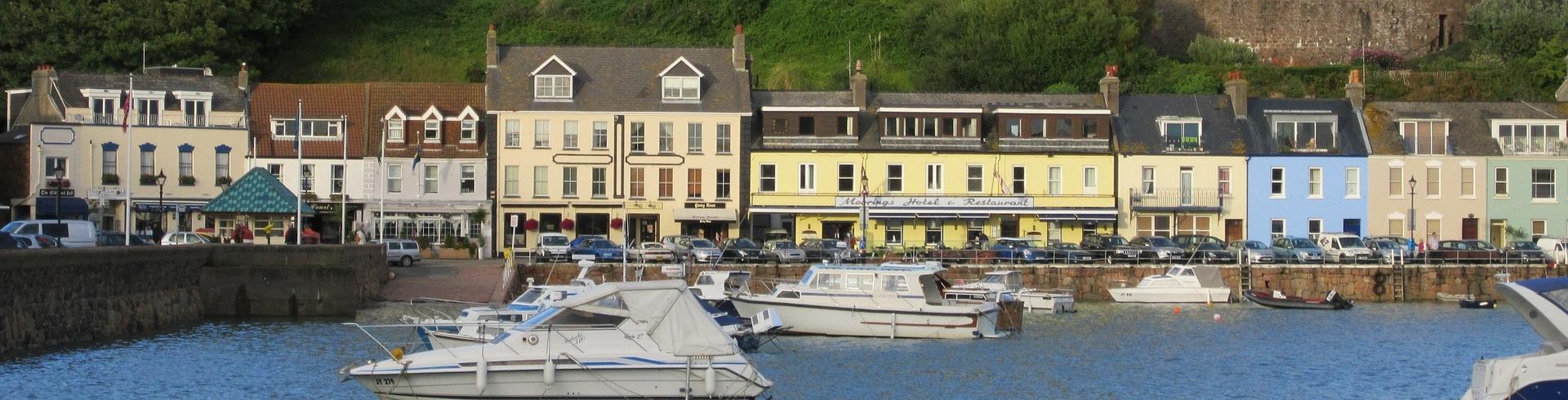 Die Kanalinsel kulinarisch erwandern
