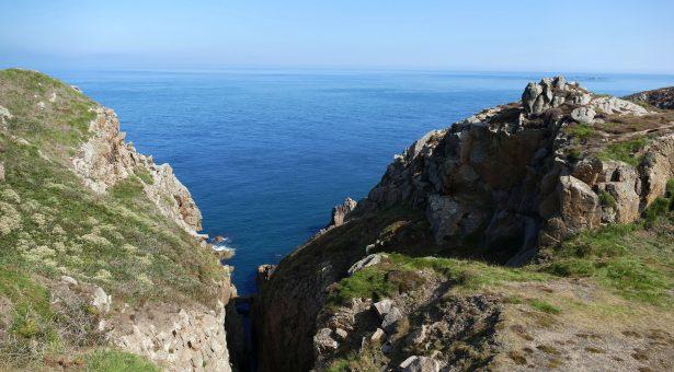 Landschaftserlebnis und Sport auf Jersey