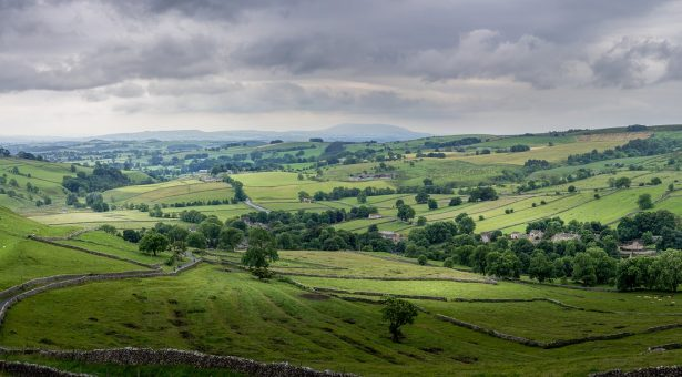 Cycle England in den Yorkshire Dales