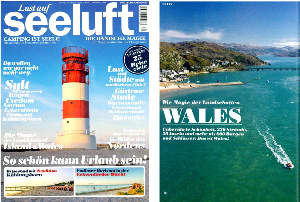 Seeluft Magazin 1